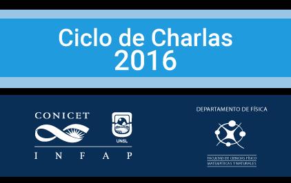 Charlas 2016